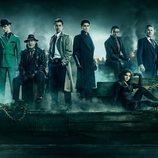 Imagen promocional del elenco de la temporada final de 'Gotham'