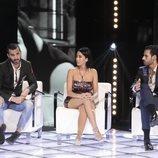 Suso, Aurah y Asraf enfrentados en la gala 14 de 'GH VIP 6'