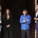 Suso, Miriam, El Koala y Asraf en la gala 14 de 'GH VIP 6'
