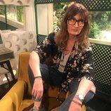 Olga Hueso imita a Noemí Galera en 'Homo Zapping'