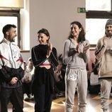 Aspirantes a concursantes de 'Fama a bailar' en el casting de Madrid