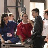 Aspirantes de 'Fama a bailar' en el casting de Madrid