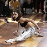 Aspirante baila en una prueba de casting para 'Fama a bailar'