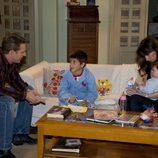 Juanjo Artero es Charlie en 'El comisario'