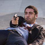 Miguel Ángel Silvestre, el Duque, dispara antes de morir