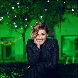 Cristina Pardo posa sonriente para promocionar las Campanadas 2018-2019