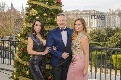 Los presentadores de las Campanadas 2018-2019 en Canarias de TVE