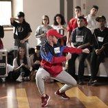 Aspirante lucha en los castings por una plaza como concursante de 'Fama a bailar'