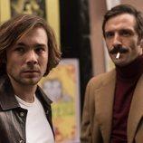 Iván Marcos y Carlos Cuevas son Guillermo y Roberto en '45 Revoluciones'