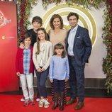 Jordi, Pepe, Samantha y tres aspirantes de 'MasterChef Junior 6'