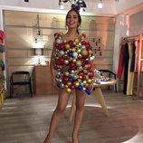Cristina Pedroche se queda en bolas para promocionar las Campanadas