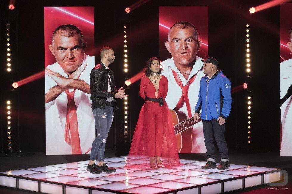 Miriam, Koala y Suso, los tres finalistas de la Gala final de 'GH VIP 6'
