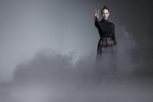 Eva González presentadora de 'La Voz' en Antena 3