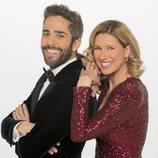 Roberto Leal y Anne Igartiburu presentan en TVE las Campanadas 2018-2019
