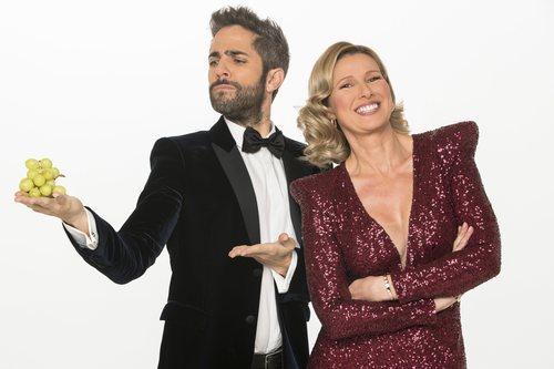 Los presentadores de las Campanadas 2018-2019 en TVE