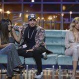 Isa Pantoja y Omar Montes en la final de 'GH VIP 6'