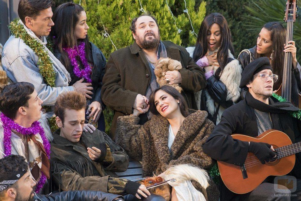 TVE emite su especial 'Telepasión' el día de Nochebuena
