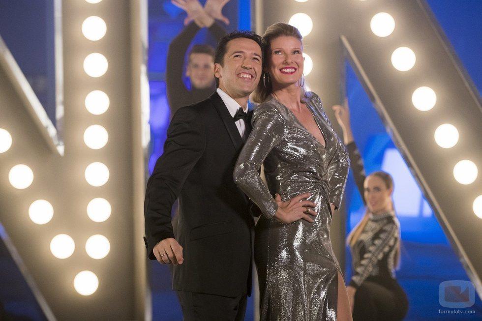 TVE emite su especial 'Telepasión' con Anne Igartiburu entre sus protagonistas el día de Nochebuena