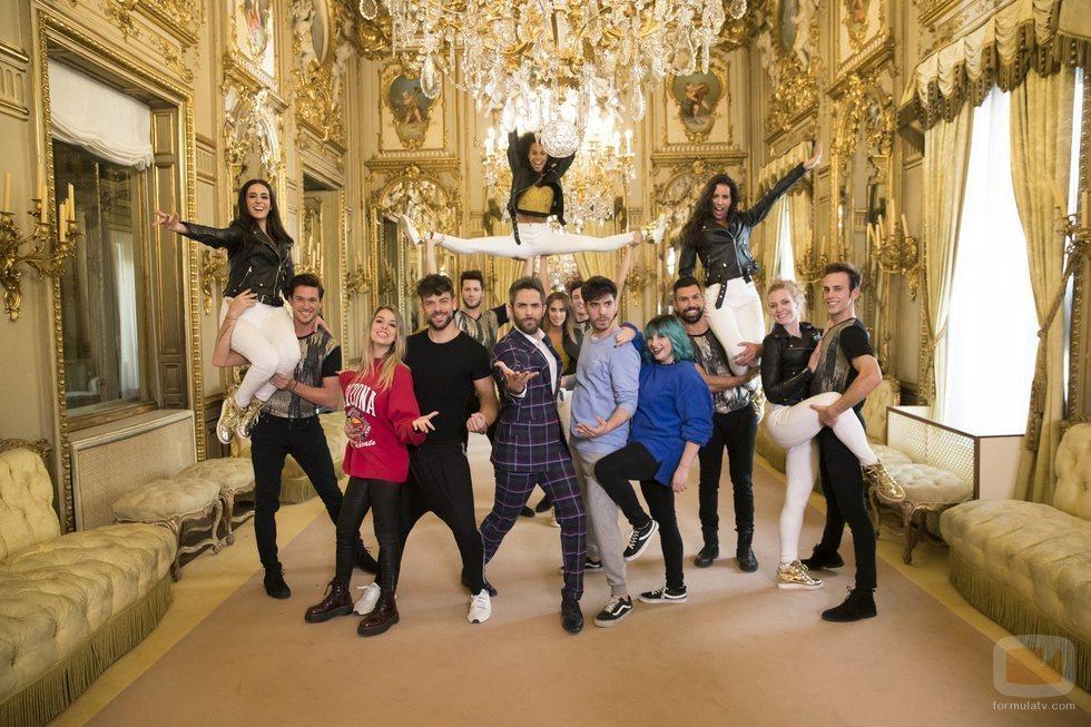 TVE emite su especial 'Telepasión' el día de Nochebuena con los chicos de 'OT' entre sus protagonistas