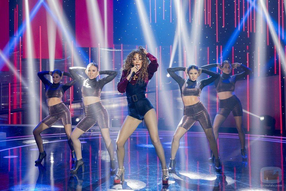 'Feliz 2019', el especial de Nochevieja de TVE en el que actúa Eleni Foureira
