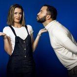 Candela Acevedo y Antonio Tejado, concursantes de 'GH Dúo'