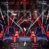 Nuevo plató de 'La Voz' en Antena 3