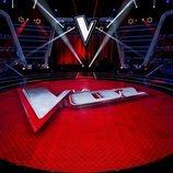 Escenario de 'La Voz' en el nuevo plató
