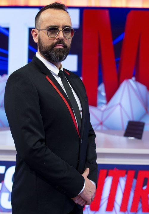Risto Mejide es el presentador de 'Todo es mentira'