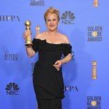 Patricia Arquette, ganadora del Globo de Oro 2019 a Mejor Actriz de Miniserie o TV Movie