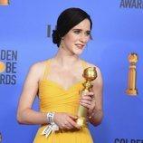 Rachel Brosnahan, ganadora del Globo de Oro 2019 a Mejor Actriz de Comedia