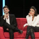 Alejandro Albalá y Sofía Suescun se reencuentran en la gala 1 de 'GH Dúo'