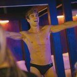 José de la Torre, desnudo en un striptease de 'Toy Boy'