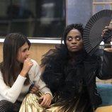 Carolina Sobe y Sofía Suescun en la gala 1 de 'GH Dúo'