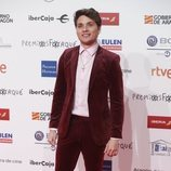 Damion, concursante 'OT 2018' en los Premios Forqué 2019
