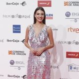 Ana Guerra, concursante de 'OT 2017' en los Premios Forqué 2019
