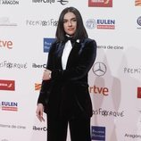 Marta Sango, concursante de 'OT 2018' en los Premios Forqué 2019