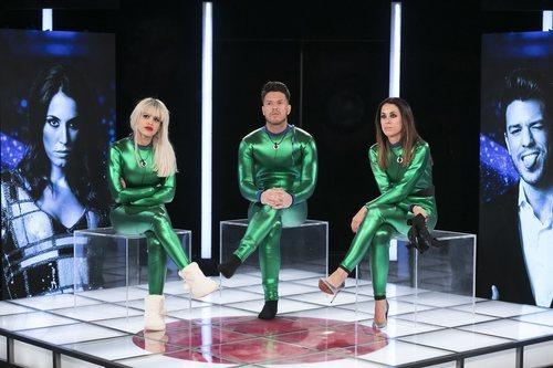 Ylenia, Fede y Raquel Martín se enfrentan en la segunda gala de 'GH Dúo'