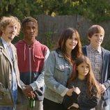 Fotograma de la segunda temporada de 'Benvinguts a la família'