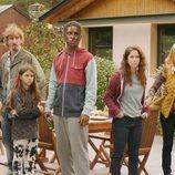 Los protagonistas de 'Benvinguts a la família' en la segunda temporada