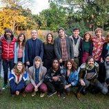 Los actores de la segunda temporada de 'Benvinguts a la família'
