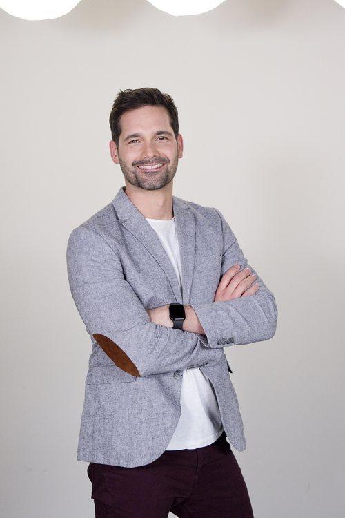 El periodista Luis Quevedo, colaborador de 'Lo siguiente'