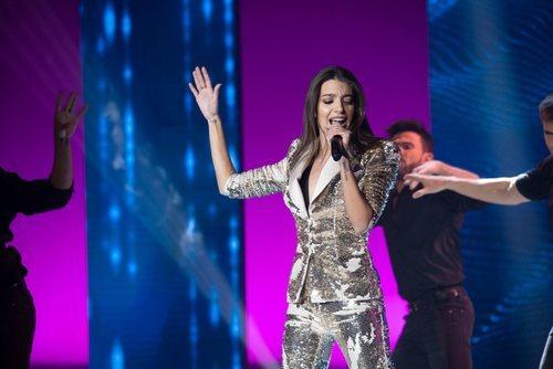 Ana Guerra en los Premios Forqué 2019