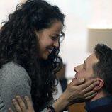 Grace Stone (Athena Karkanis) y Ben Stone (Josh Dallas) son marido y mujer en 'Manifest'