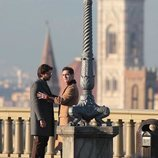 El Profesor y Berlín reunidos en Florencia en la tercera temporada de 'La Casa de Papel'