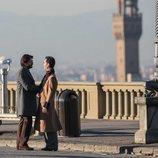 Berlín se ríe con El Profesor en la tercera temporada de 'La Casa de Papel'