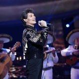 Carlos Baute es Juan Gabriel en la Gala 12 de 'Tu cara me suena'