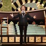 José Corbacho es Rafael Farina en la  Gala 12 de 'Tu cara me suena'