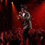 Miki interpreta 'La venda' en la gala de 'OT Eurovisión'