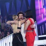 Miki se convierte en ganador de 'OT Eurovisión' con su tema 'La Venda'