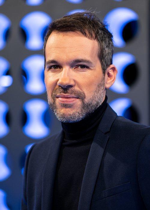 El presentador de 'Turno de palabra', Javier Gómez Muñoz